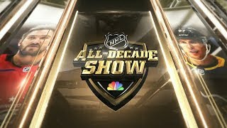 NBCSN announces NHL All-Decade Teams, Top Moments from 2010-2019 by NHL
