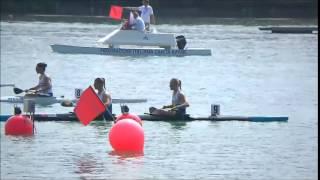 2015 Milan K2 500m W World Canoe Sprint Championship