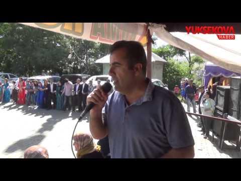 Yüksekova Düğünleri (21-22 Haziran 2014)