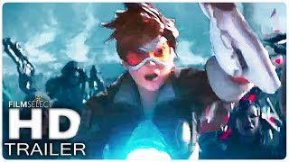 Video READY PLAYER ONE Trailer 2 Español (Extendido) 2018 MP3, 3GP, MP4, WEBM, AVI, FLV Maret 2018