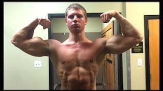 Didn't plan on recording this workout, but the pump was too good not to film!!!!! song : HOPEX - Conquer...