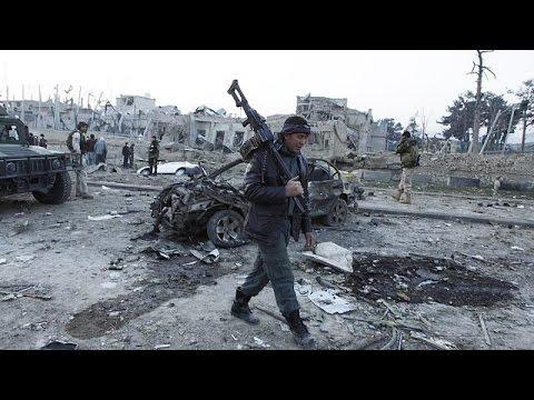Αφγανιστάν: Έκρηξη με νεκρούς και τραυματίες στο γερμανικό προξενείο