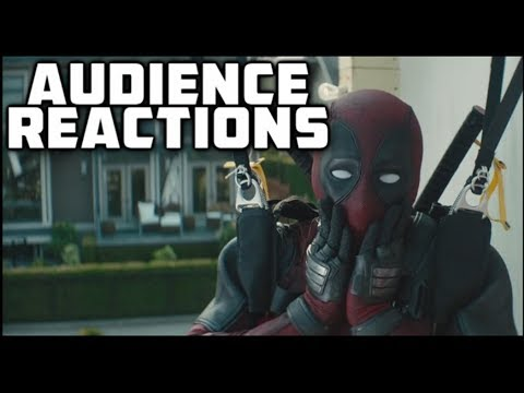 Deadpool 2 {SPOILERS RE-POST}: Audience Reactions | May 18, 2018 - Thời lượng: 8 phút, 59 giây.