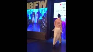 Mona Shroff Jewellery Fashion Show at India Beach Fashion Week October 2015