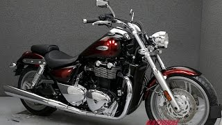 4. 2012  TRIUMPH  THUNDERBIRD W/ABS  - National Powersports Distributors