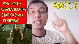 Video WHY RACE 3 Advance Booking Is Low In MUMBAI? My Views MP3, 3GP, MP4, WEBM, AVI, FLV Agustus 2018