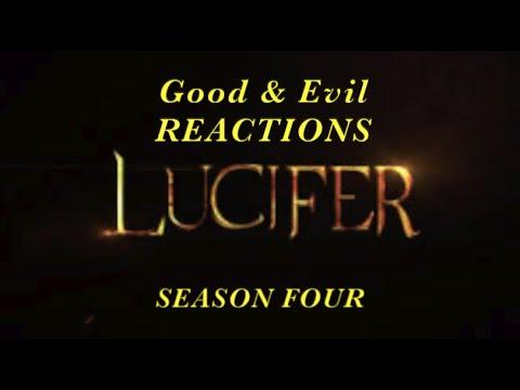 "Good & Evil Reactions Lucifer S4 Ep 3 ""O ye of little faith, Father"" Uncle Tony & Sidekick Shecky"