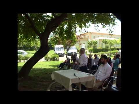 Kayışdağı Darülaceze Kadir Gecesi Programı - 27 TEMMUZ 2014 - Ali Rıza DEMİRCAN