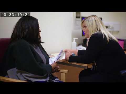 NHSGGC - Beatson: Marie is back (BBC)