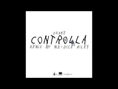 Dice Ailes ft. M.I Abaga - Controlla (Refix) | Official Audio