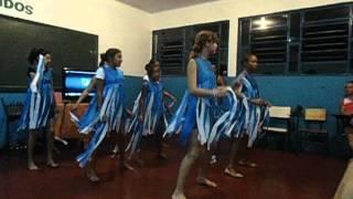 Dança Dia da Água.