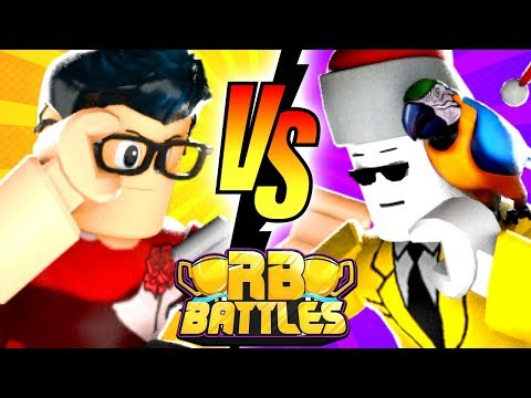 HYPER vs ANT - RB Battles Championship For 1 Million Robux! (Roblox Bloxburg)