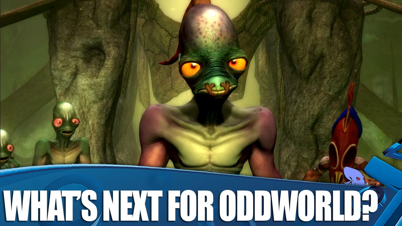 What's next for Oddworld?