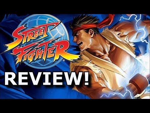 Street Fighter 30th Anniversary Collection Review! (PS4/Switch/Xbox One) (видео)