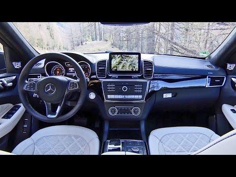 ► 2016 Mercedes GLS-Class INTERIORS