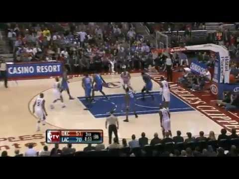 video que muestra un mate de Blake Griffin