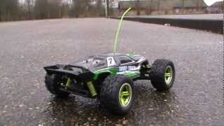 Dodge Challenger And Truggy S-Track RC Cars