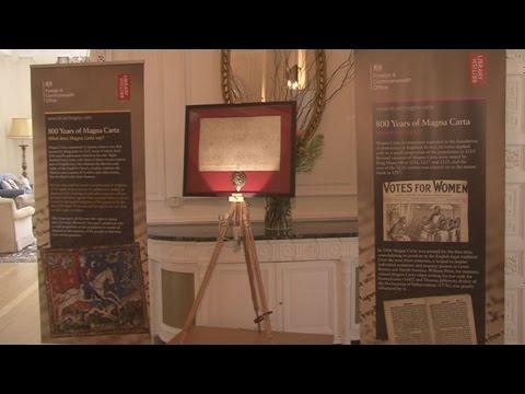 800 χρόνια Magna Carta