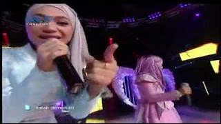 Download Lagu Fatin ft Indah Nevertari - Survivor @ Superstar Untukmu Perempuan RCTI Mp3