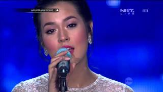 Video Raisa Feat  Ariel - Medley LDR & Jatuh Hati - Anugerah KPI 2015 MP3, 3GP, MP4, WEBM, AVI, FLV Desember 2017
