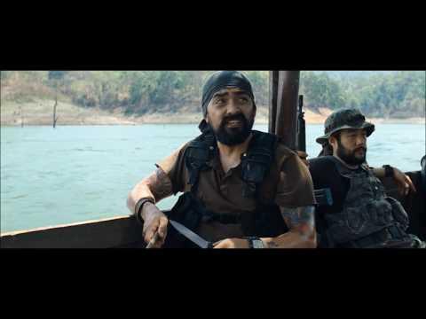 Rambo - Mercenaries Scene (HD)