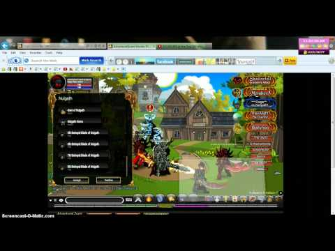 AQW how to get 100,000 gold fast