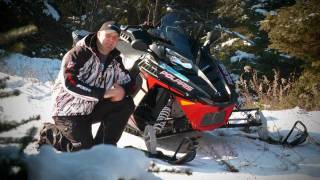 9. 2012 Polaris Switchback Adventure 600 Test Ride