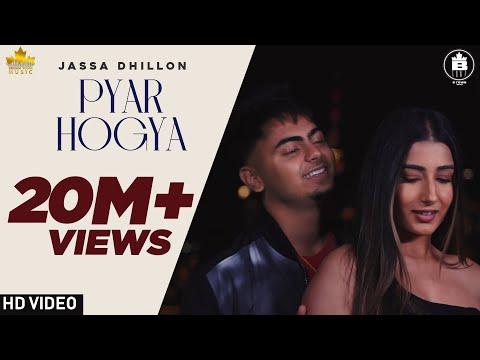 PYAR HOGYA | Jassa Dhillon | Gur Sidhu | Brown Town Music | Punjabi Song | New Punjabi Song 2020