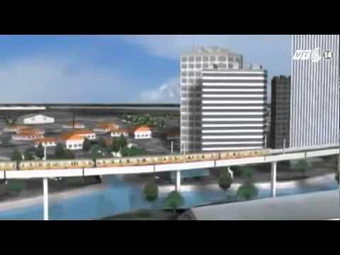 Kéo dài hiệp định vay 40 triệu USD cho dự án đường sắt đô thị