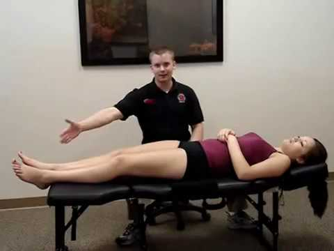 Adjustments - A brief explanation with visual demonstration of a Chiropractic Extremity adjustment protocol. Visit our website: http://cochiro.com.