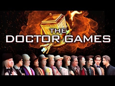 The Doctor Games : Un hilarant mashup entre Doctor Who et Hunger Games