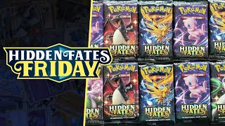 Hidden Fates Friday | Opening Hidden Fates Pokemon Packs! by The Pokémon Evolutionaries