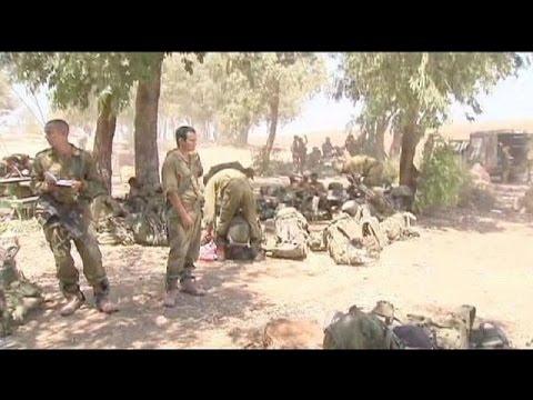 Retrait partiel des troupes israéliennes de Gaza