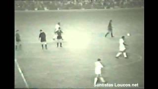 Santos Bi Campeão Mundial 1963