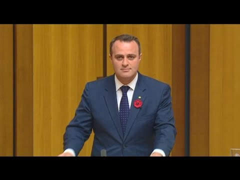 Tim Wilson MP - Grievance Debate Part 2 - Victims of Islamic Extremism 161108
