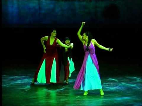Extractos de la obra del Ballet Flamenco de Madrid, que se representará hoy en la capital castellano-leonesa.