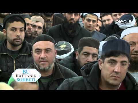 03 Mart 2016 Tarihli Bu Haftanın Sohbeti Cübbeli Ahmet Hocaefendi