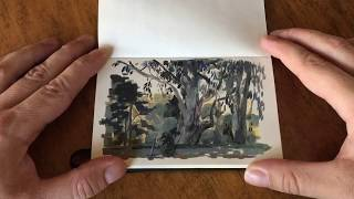 My good friend and far too infrequent painting buddy Mike Dutton let me flick through his sketchbook of plein air paintings. Check out his great painting videos over on his channel https://www.youtube.com/channel/UC-mOtF-N8xWIs62iiuV7KsQ