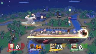 Played Sm4sh with friends and made a video; tell me if you like and if we should continue