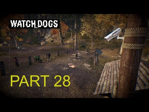 "Watch Dogs (PS4) Walkthrough / Playthrough Part 28 - ""Pit Of Paranoia"""