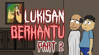 Video Misteri Lukisan Berhantu - Part 2 | Animasi Horor Kartun Lucu | Warganet Life MP3, 3GP, MP4, WEBM, AVI, FLV Januari 2019