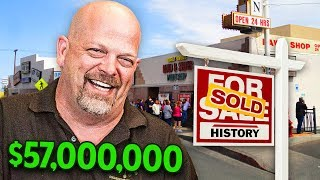 Why Rick Harrison Will Sell The Pawn Shop In 2019   Pawn Stars