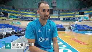 Pre-match commentary — VTB United league: UNICS vs «Astana»