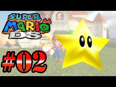 64 - Parte 2 do meu Let's Play do jogo Super Mario 64 DS , exclusivo para Nintendo DS. Espero que gostem =D Siga-me no twitter: http://www.twitter.com/guilhermeos...