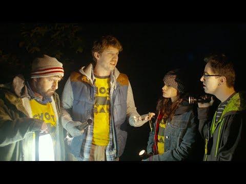Ghost Team - OFFICIAL UK TRAILER (2017) Justin Long, Jon Heder Movie