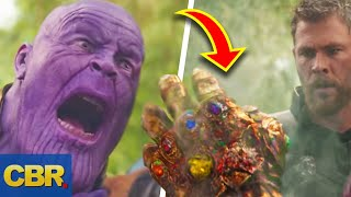 Video Here's How Marvel's Thanos Could Still Use The Infinity Gauntlet After It Got Damaged MP3, 3GP, MP4, WEBM, AVI, FLV Oktober 2018