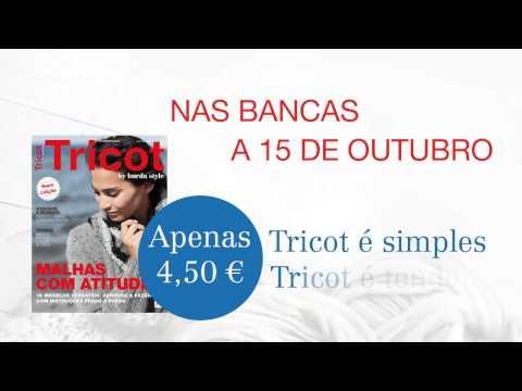 Tricot by burda style a 15 de Outubro