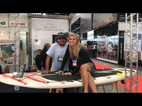 25 | Sao Paulo Boat Show 2017 - Encontro com os seguidores - Sailing Around the World_Best videos: Sailing