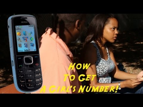 How To Get A Girl's Number 😂COMEDY😂