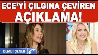 Download Video Ece Erken ve Demet Şener canlı yayında fena kapıştı! MP3 3GP MP4